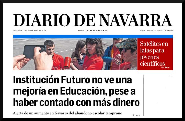 Institución Futuro…ariete contra el cambio