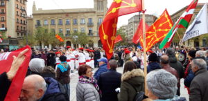 Gran participación en el Nafarren Biltzarra / Día de Navarra 2019