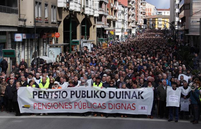 Diario de Navarra ataca las pensiones