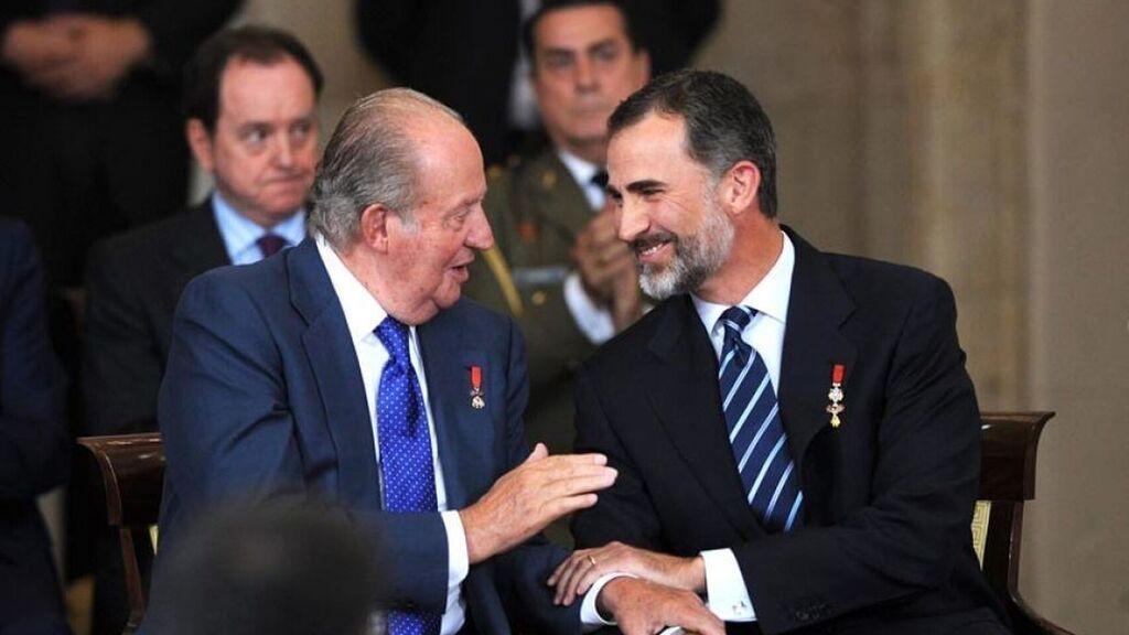 Diario (Monárquico) de Navarra ante la corrupción de los Borbón