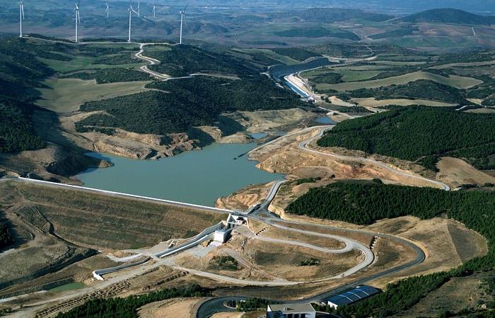 Canal de Navarra, ni verde ni sostenible